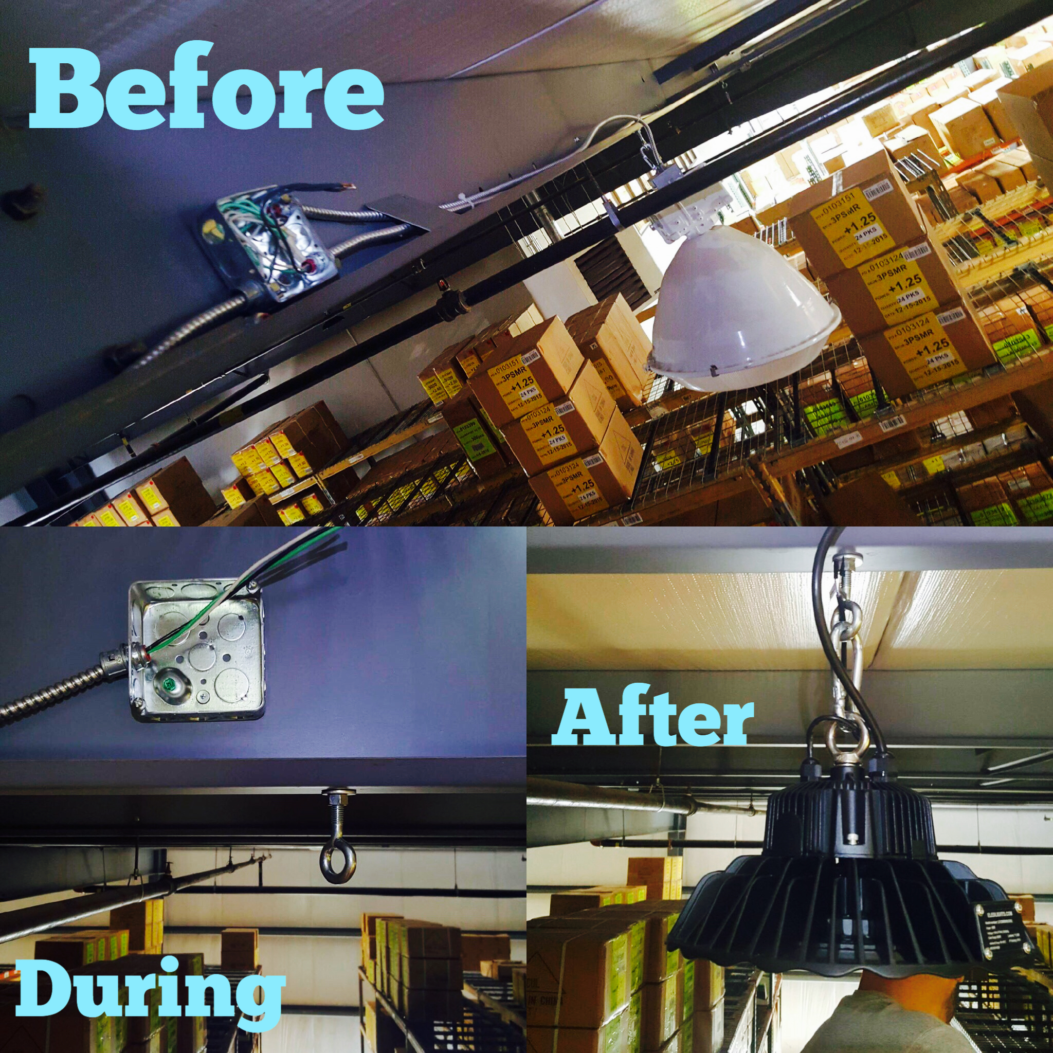 led canopy lighting - commercial