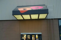 commercial sign lighting
