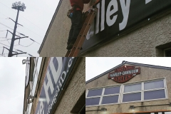 sign lighting - commercial